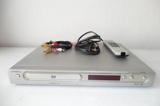 Reproductor Dvd Admiral Adv423k Funciona Perfecto P/u -ph43