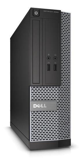 Cpu Dell Optiplex 3020 Sff Intel I3 8gb Ram 1tb Windows 10