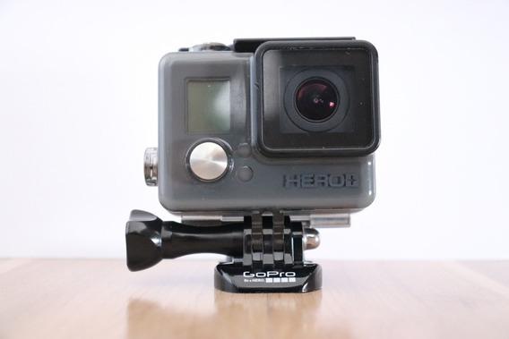 Câmera Gopro Hero Plus + Acessórios