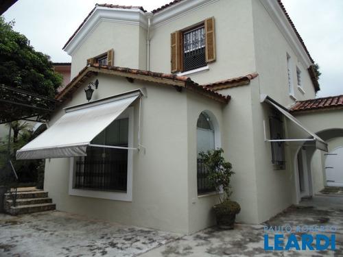 Imagem 1 de 15 de Casa Assobradada - Pacaembú  - Sp - 552538