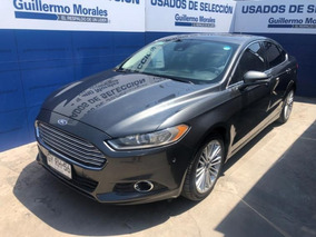 Ford Fusion 2.0 At Ecoboost 2015