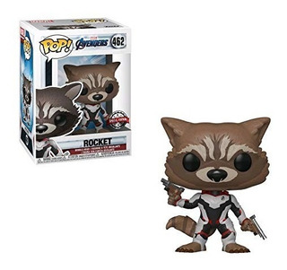 Funko Pop! Marvel Avengers Rocket #462