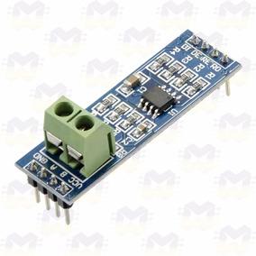 Conversor De Dados Rs232 Ttl Para Rs485 Max485 Arduino Avr
