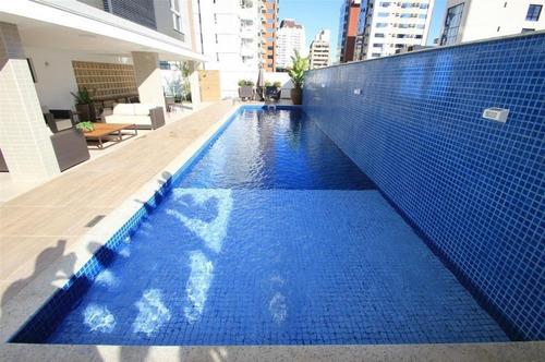 Imagem 1 de 27 de Cobertura Duplex No Centro Da Cidade - Co0473