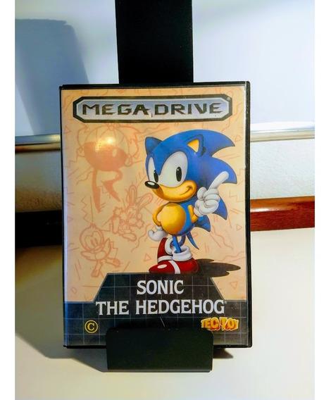 Sonic 1 Original Mega Drive Sega Tec Toy