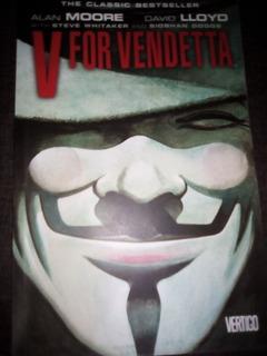 Comic V For Vendetta En Ingles