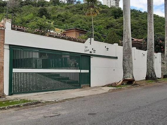 Casas Clnas De Los Ruices Gerardo Faggella Mls #21-2633