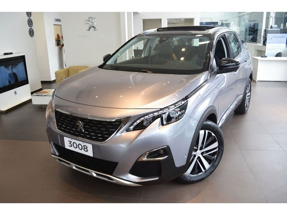 Peugeot 3008 1.6 Thp Griffe Pack Automático