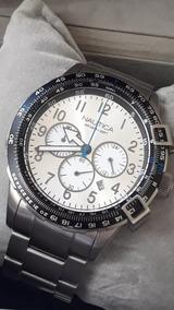 Relógio Náutica N24006g Cronograf Muito Conservado