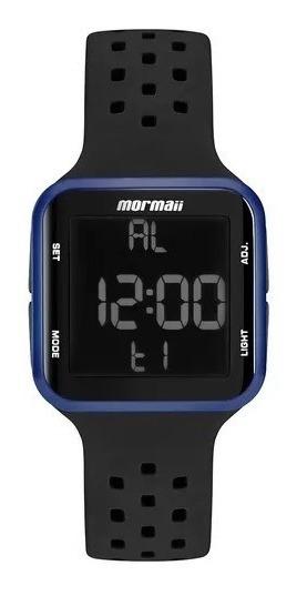 Relógio Mormaii Unissex Wave Azul Mo6600ab/8a