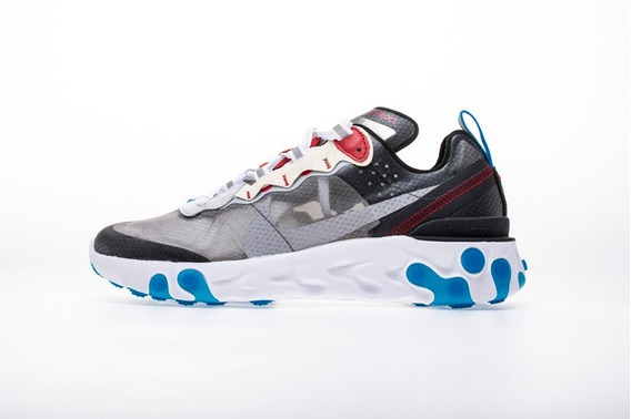 Tenis Nike React Element 87 X Undercover