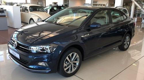 Vw Volkswagen Virtus 1.6 Msi Trendline 0km 2021 Financio