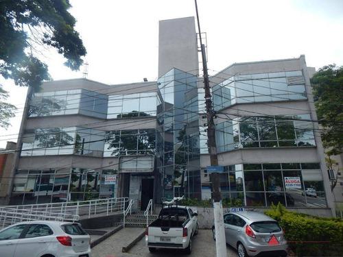 Imagem 1 de 30 de Prédio Para Alugar, 1106 M² Por R$ 35.000,00/mês - Jardim Do Mar - São Bernardo Do Campo/sp - Pr0142
