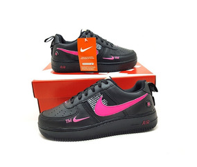 Hiper Barato Tenis Niiike Air Force Ultraforce Cores Mulher!