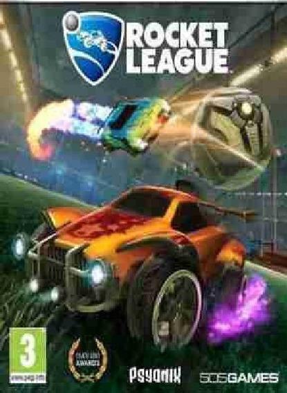 Rocket League Hot Wheels Edition Pc
