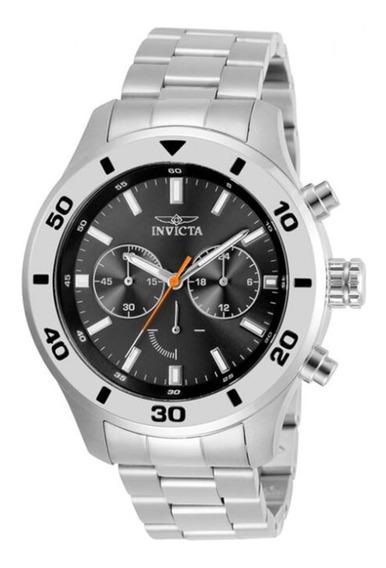 Relógio Invicta Specialty Mens 45mm Modelo: 30714 Original