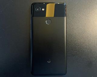 Pixel 2 Xl 128 Gb Just Black + 2 Capas