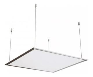 Accesorio Kit Suspension Panel Plafon Luminaria Colgar