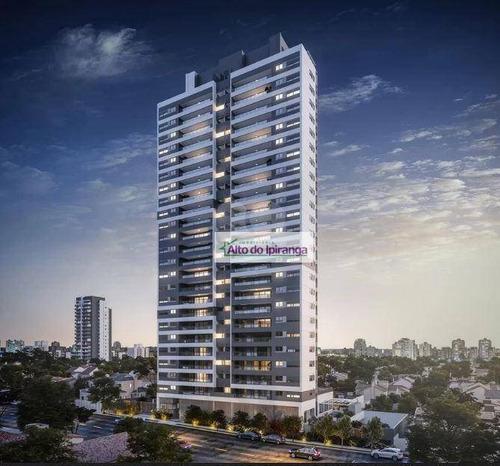 Apartamento Com 3 Dormitórios À Venda, 162 M² - Vila Mariana - São Paulo/sp - Ap5384