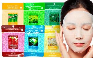 10 Mascaras Faciales Mjcare De Mijin Cosmmetics Coreanas
