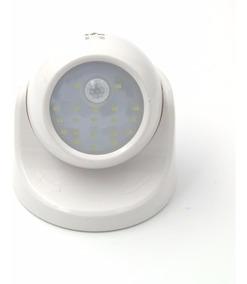 Sensor De Presença Noturna Com Luz De Led 1,6w Sem Fio