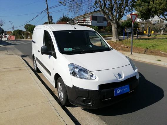 Peugeot Partner 1.6 Hdi Aa 2015