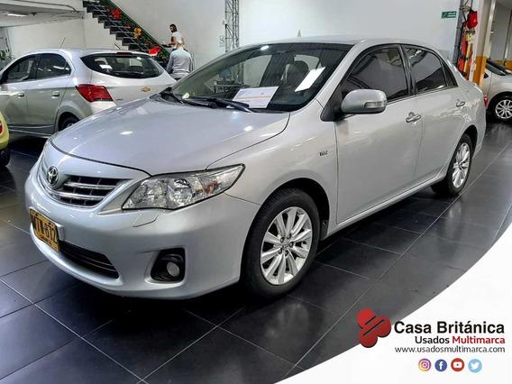 Toyota Corolla Seg Automática 4x2 Gasolina