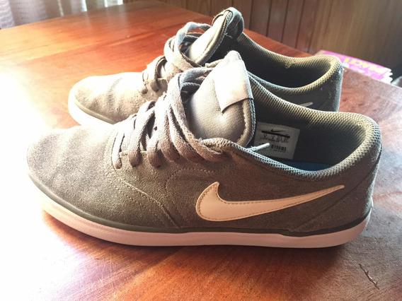 Zapatillas Nike Sb Check Solar Gamuza