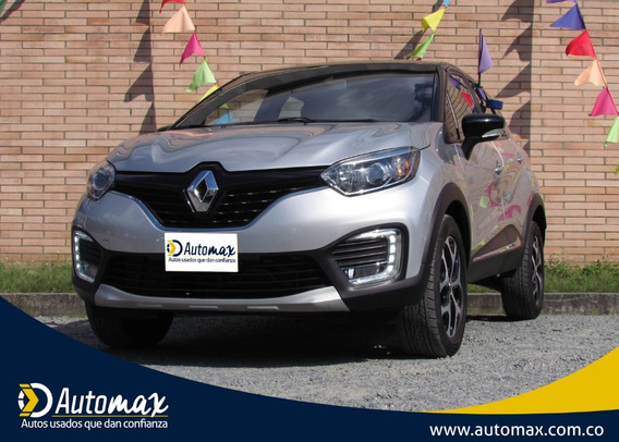 Renault Captur Intens 4x2, At 2.0