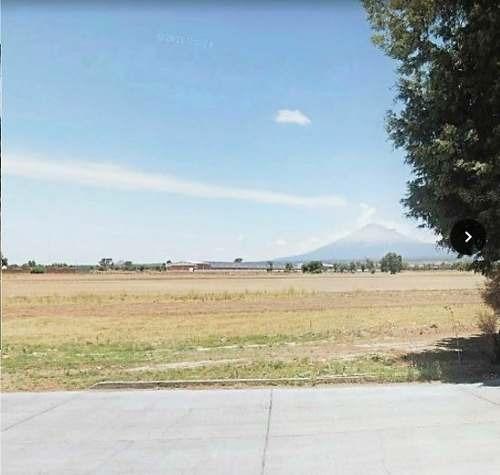 Venta De Terreno Industrial En Huejotzingo 8.8 Has. Puebla,pue.