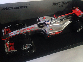 F1 A Escala Mclaren Jason Button