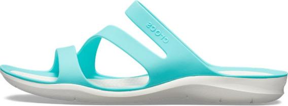 Calçado Swiftwater Sandal W - Pool/white
