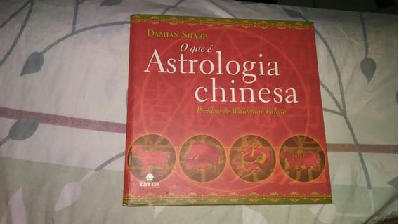 Livro Oque É Astrologia Chinesa
