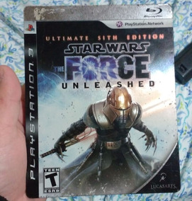 Star Wars The Force Unleashed Ultimate Sith Edition - Ps3