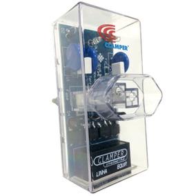 Dps - 1 Tomada + Ethernet (poe) - Clamper - Transparente - 1