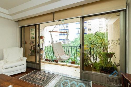 Apartamento  Com 3 Dormitório(s) Localizado(a) No Bairro Santa Cecília Em São Paulo / São Paulo  - 18623:927358