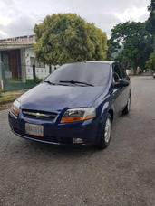 Chevrolet Aveo Sincrónico 4puertas