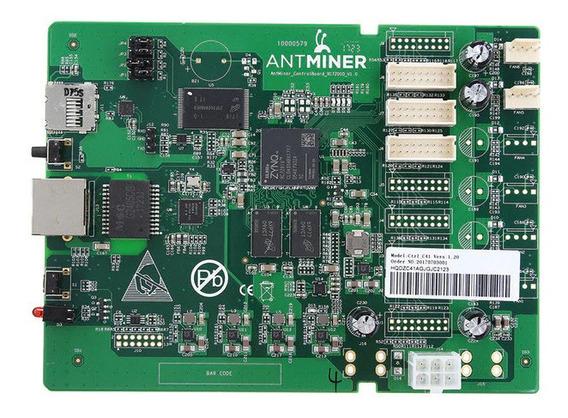 Desbloqueo Tarjeta Control S9 S9i S9j T9 Antminer Reparación