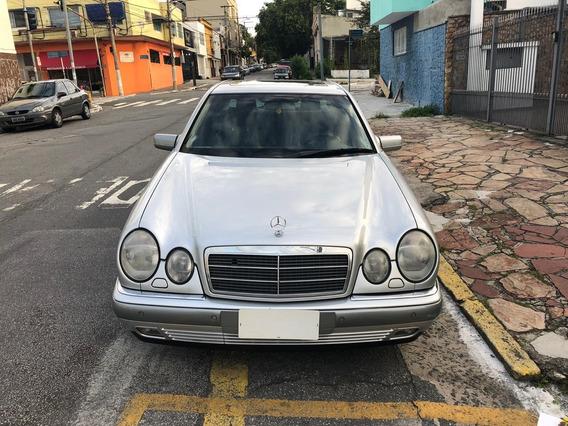 Mercedes-benz E 430 4.3 Elegance V8 Gasolina 4p Automático