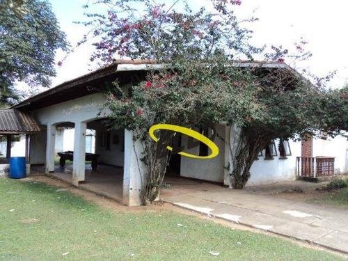 Imagem 1 de 30 de Chácara Com 3 Dormitórios, 1645 M² - Venda Por R$ 570.000,00 Ou Aluguel Por R$ 2.450,00/mês - Jardim San Ressore (caucaia Do Alto) - Cotia/sp - Ch0167