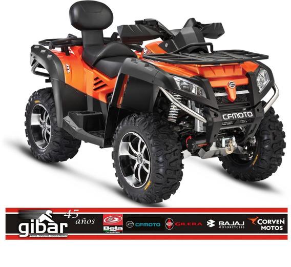 Cfmoto 800 0km Np - Gamma Mountaineer Gibar Motos