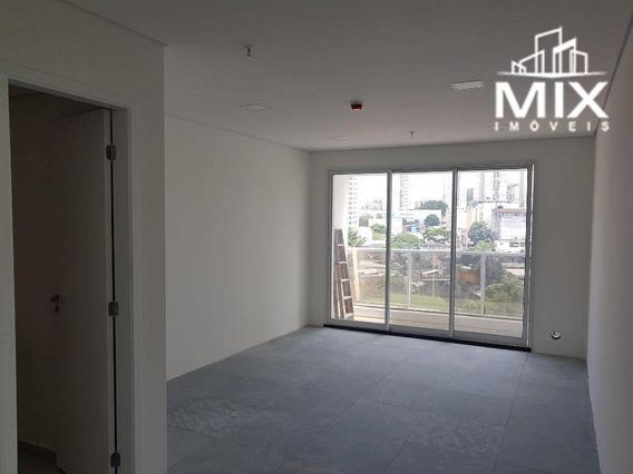 Sala Para Alugar Guarulhos, Centro - 1 Vaga 27m² - Sa0035