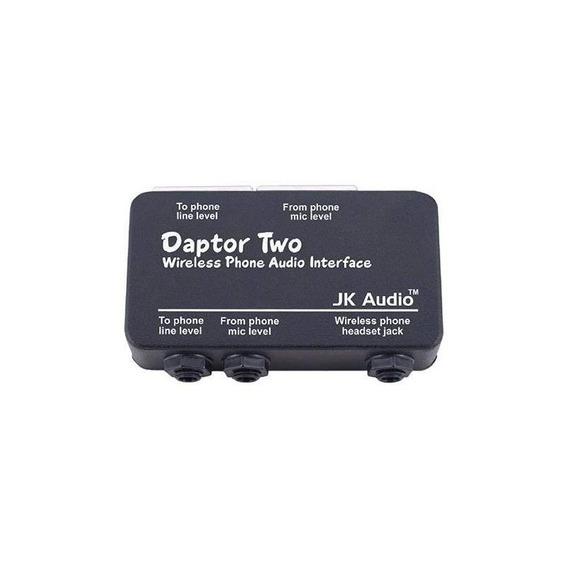 Jk Audio Daptor 2 (dap2) Wireless Phone Audio Interface For