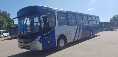 Ônibus Caio Apache Financiado Escolar Ú Dono Volks 17230 Mwm