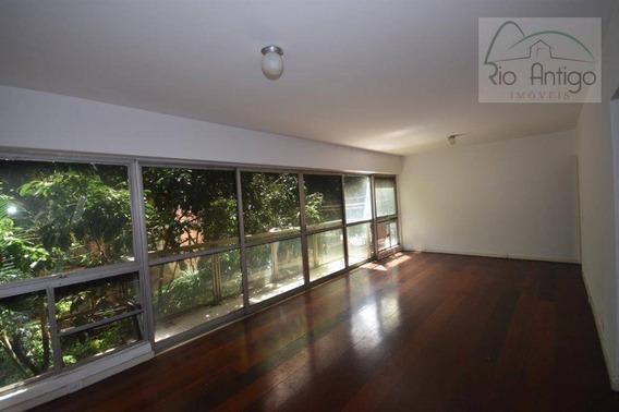 Apartamento - Rua Artur Araripe - Locação - Gávea - Ap0872
