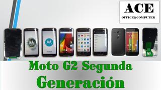 Moto G2 Segunda Generación