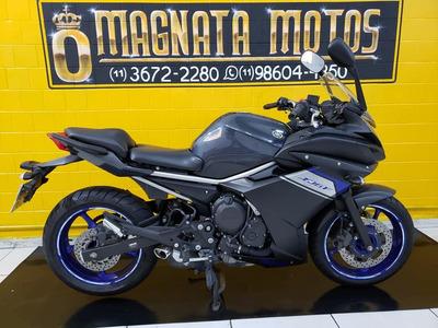 Yamaha Xj6 F Cinza - 2015 - Km 16 000