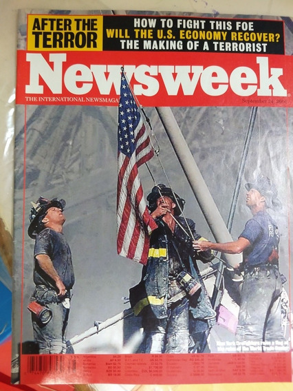 Newsweek De 24/09/2001 - Edição Especial World Trade Center