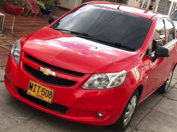 Chevrolet Sail Ls 2015
