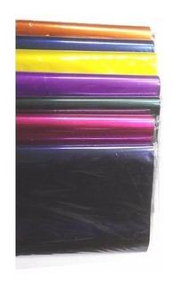 Papel Celofán Color 55x90cm Por Unidad